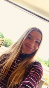 Image of pupil Eva Woods who joined Athene for two weeks of work experience